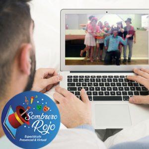 Show Despedida de Solter@/*Mixta Virtual